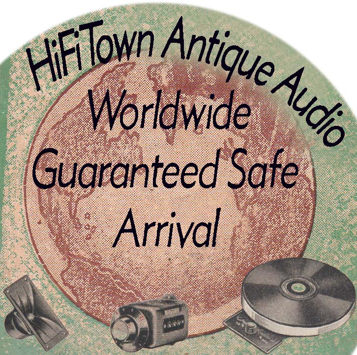 Antique USA Audio Equipment Vintage Altec Western Electric Peerless ADC RCA Chicago old wire tubes Sylvania General Electric Altec Langevin